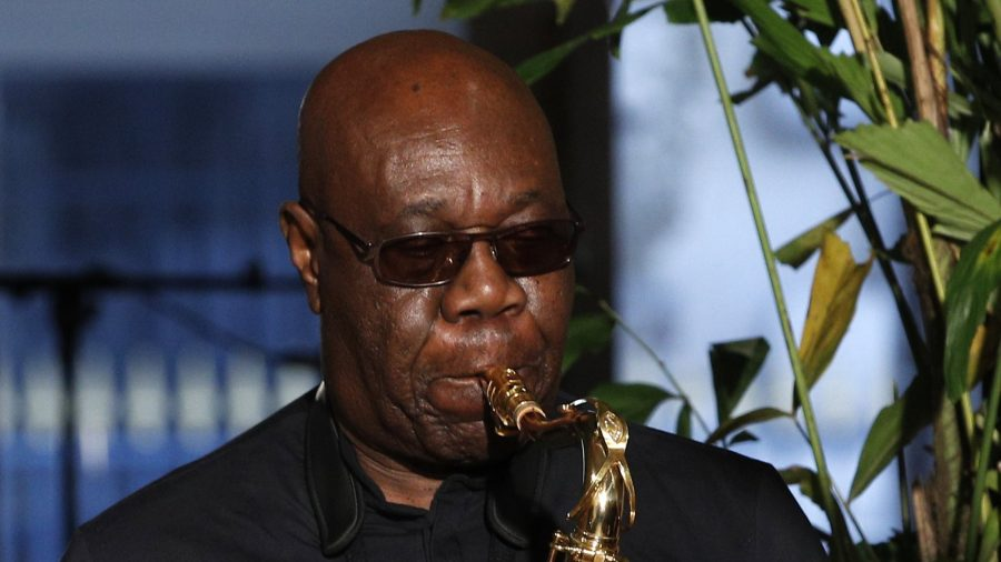 Africa's Jazz Great Manu Dibango Dies in France of CCP Virus
