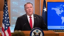 Pompeo Slams Beijing's 'Laughable Propaganda' Exploiting George Floyd Protests