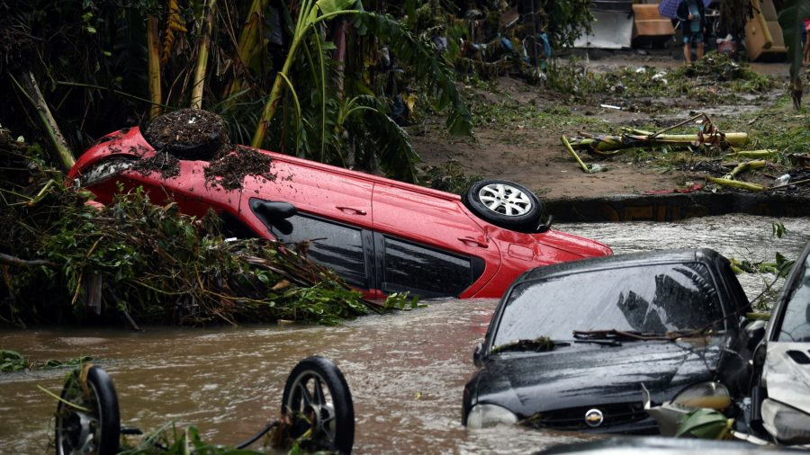 At least 17 die in Brazil due to heavy rains