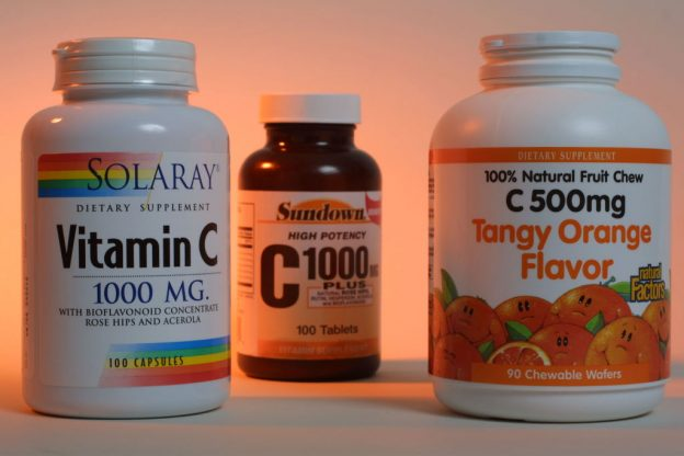 Vitamin C Health Studies