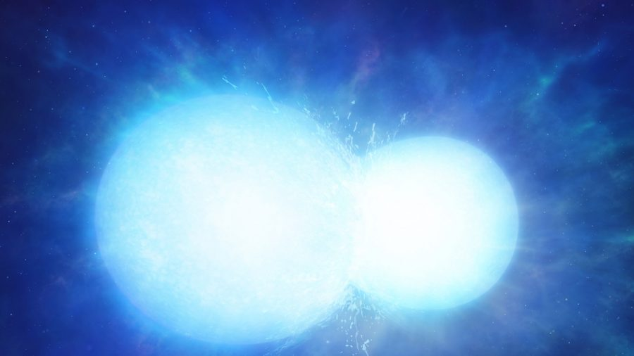 Bizarre, Ultra-Massive White Dwarf Is Likely Two Stars That Merged, Astronomers Say