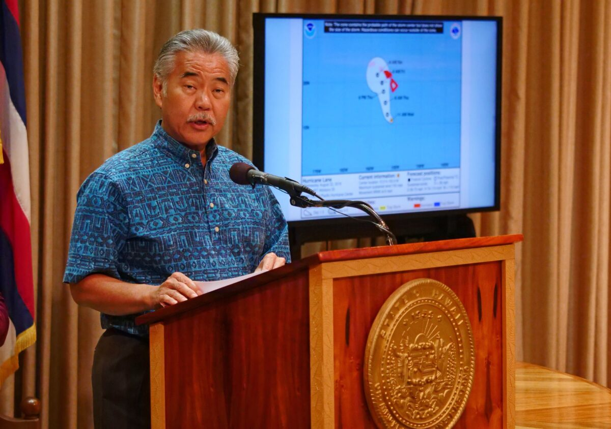 Hawaii Police Arrest 3, Cite 70 People for Violating Stay-at-Home Order