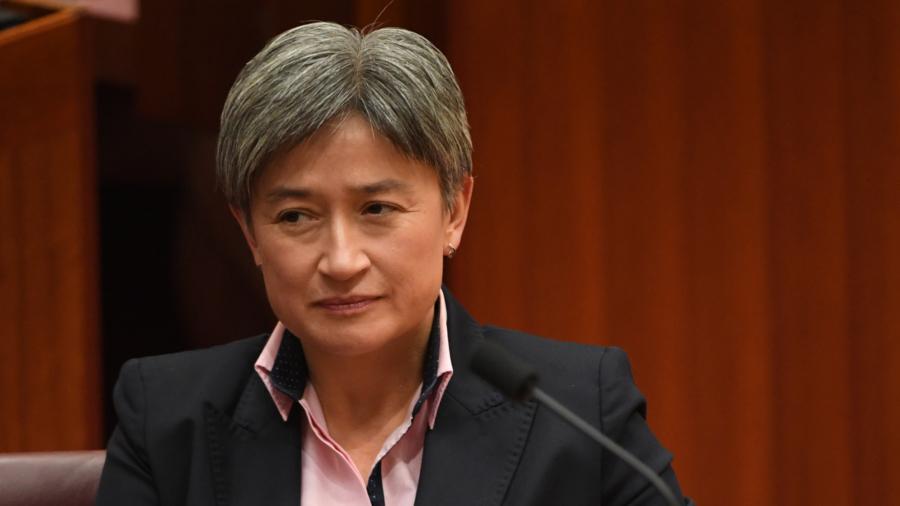 Australian Labor Senator Penny Wong in Self-Isolation