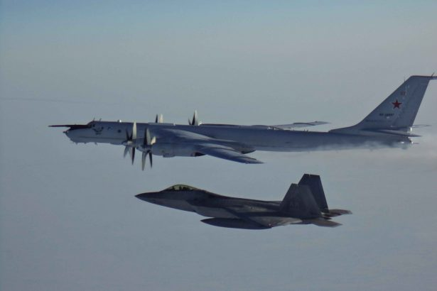 Intercepted Russian Planes Were Watching for US Submarines in Arctic: Commander