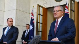 Australia Outlines New Social Distancing Rules, Among Other Measures to Stem -19 Spread