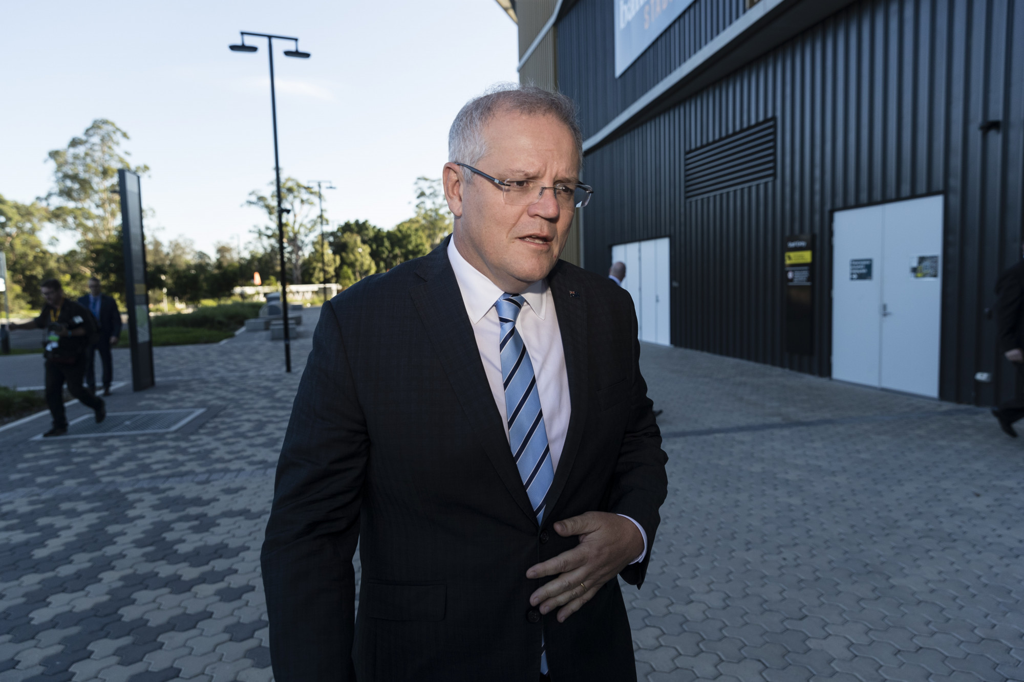 Australian Prime Minister Says 'Stop Hoarding' Amid Coronavirus Pandemic
