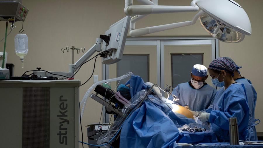DoD Postpones Elective Surgery and Procedures Due to CCP Virus