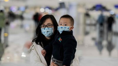 Chinese County on Lockdown Over CCP Virus, First Time Since Regime Lifts Restrictions