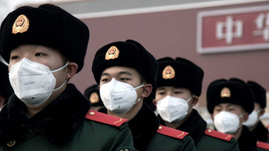 Concerns Rise Over Beijing's Use of Pandemic to Advance Its Agenda Overseas