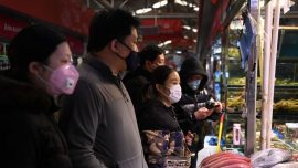 Panic-Buying Erupts Across China, Prompting Food Shortage Concerns