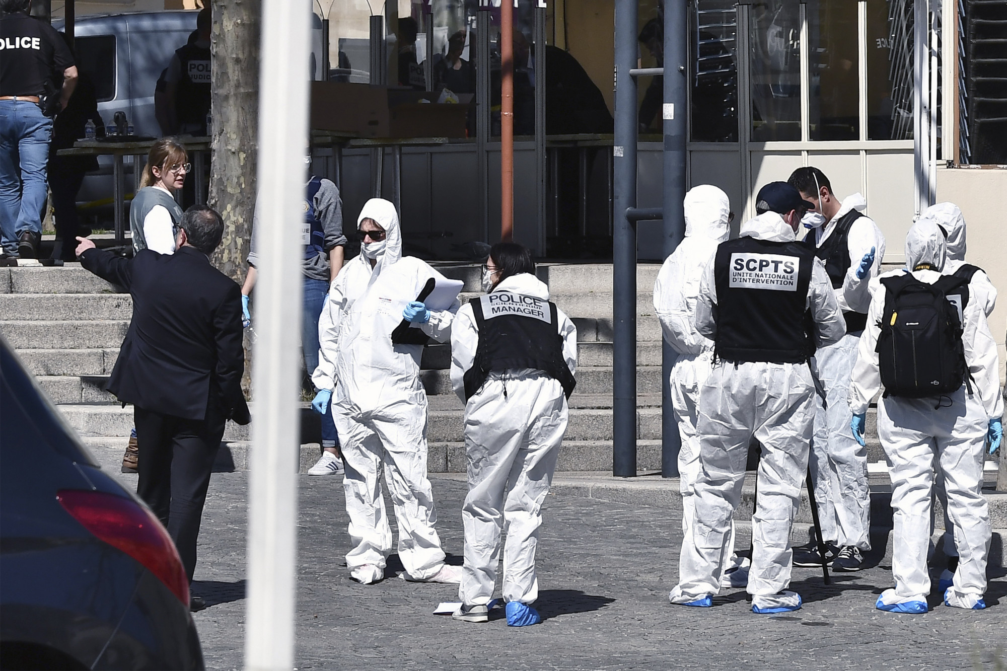 3rd Person Held in France Knife Attack South of Lyon