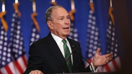 AG Wants FBI Probe Into Bloomberg Donation