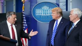 White House: Media Took Trump Remarks on CCP Virus Treatments 'Out of Context'