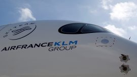 Exclusive: Air France-KLM in Talks on Multibillion-Euro State-Backed Loan Package