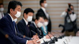 Japan's PM to Declare CCP virus Emergency, Launch Stimulus of Almost $1 Trillion