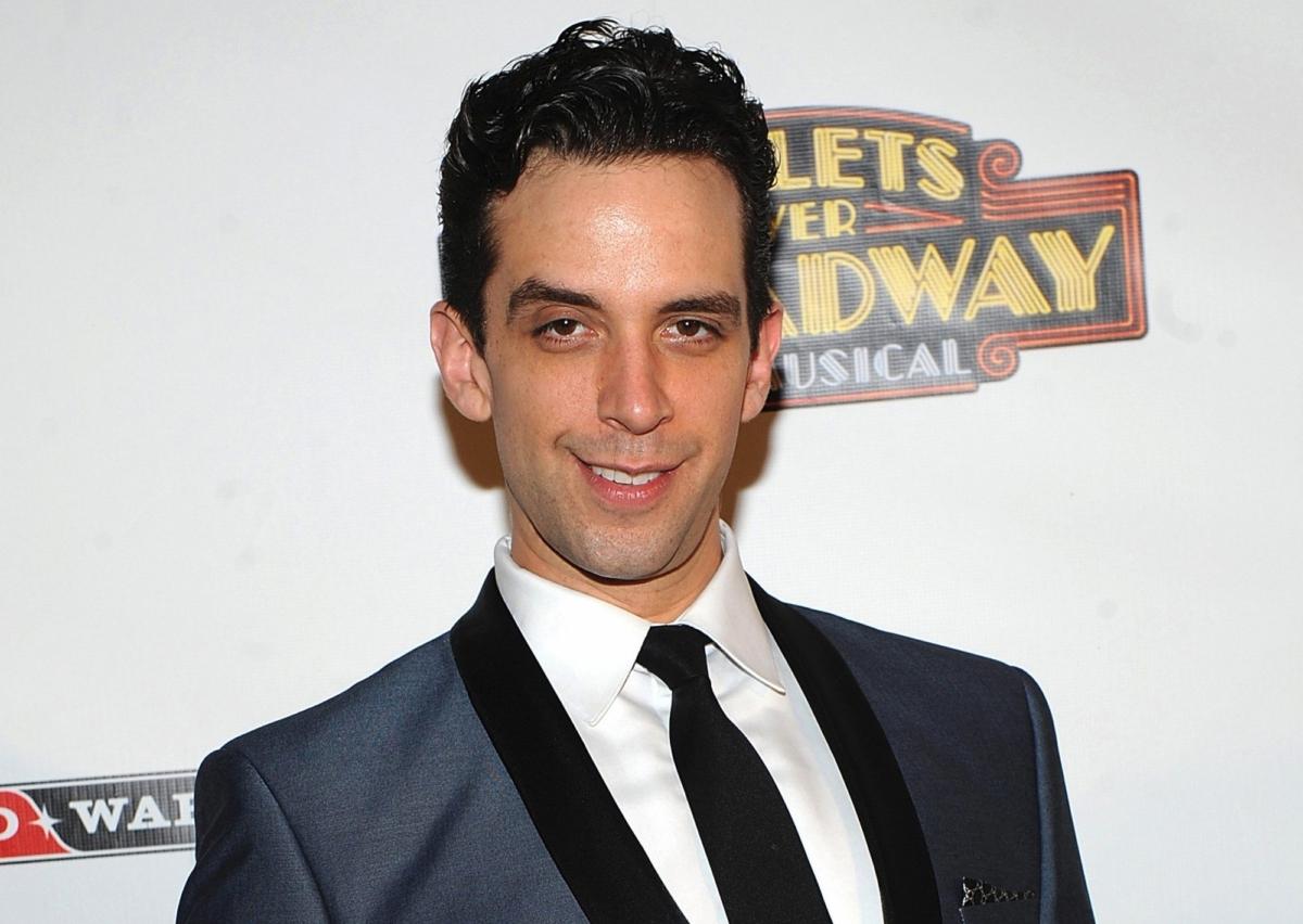 Actor Nick Cordero