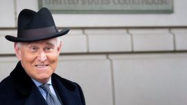 US Judge Rejects Roger Stone's Retrial Request