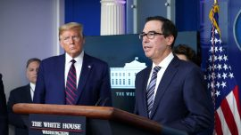 Mnuchin Asks Congress for Another $250 Billion in Relief to Small Businesses