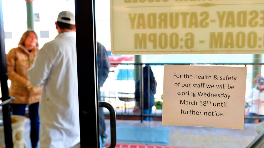 United States economy sheds 701K jobs as coronavirus takes toll
