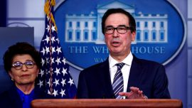Mnuchin: US Economy Will 'Really Bounce Back' in Summer Months