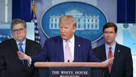 Trump Doubts China's Official COVID-19 Numbers