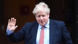 UK Prime Minister Johnson Moved to Intensive Care as CCP Virus Symptoms Worsen
