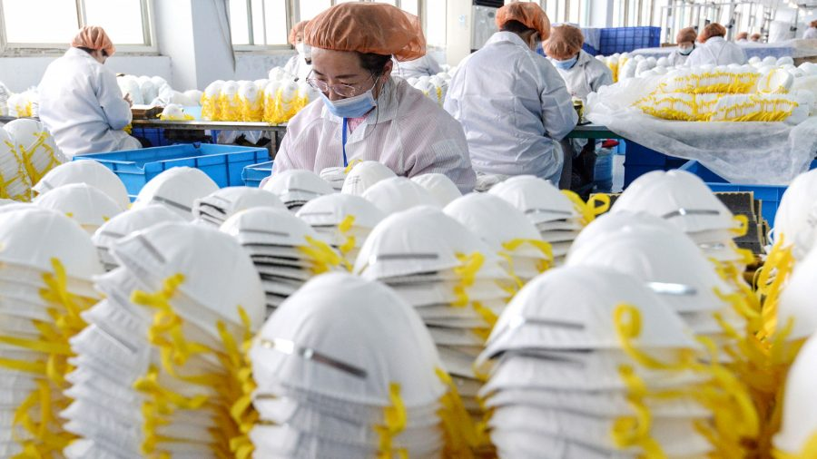 Chinese Regime Hoards Global Inventory of Medical Supplies, Leading to Growing Shortage Outside China