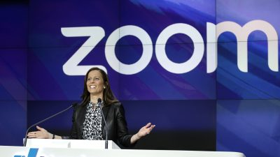 Millions of Americans Using 'Zoom,' Which Sends Some Data to China