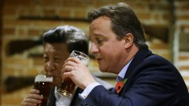 UK to Question Its CCP Ties