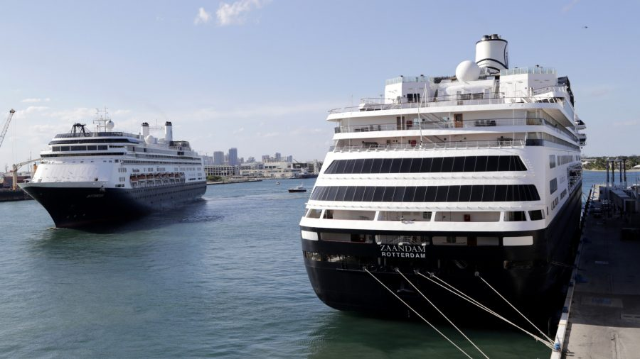 Cruise ships cleared to dock in Florida after onboard corona outbreak