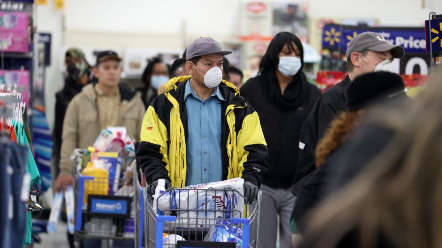CDC Recommends Using Face Coverings in Public, Especially in CCP Virus Hot Zones
