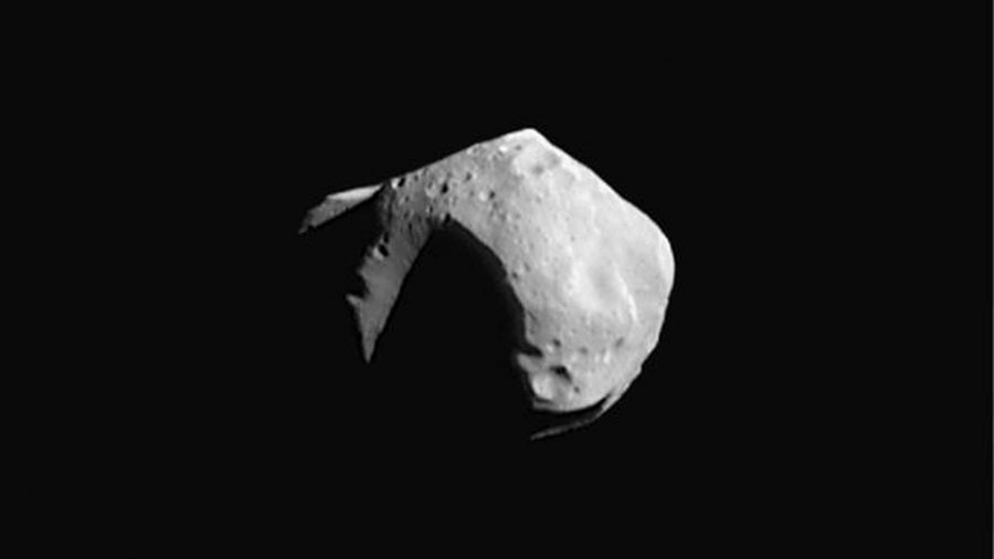 Astronomers Find 'Alien' Asteroids Living in Our Solar System