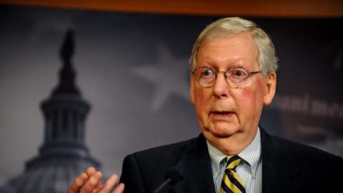 McConnell: Senate Will Consider Relief Bill After July 20