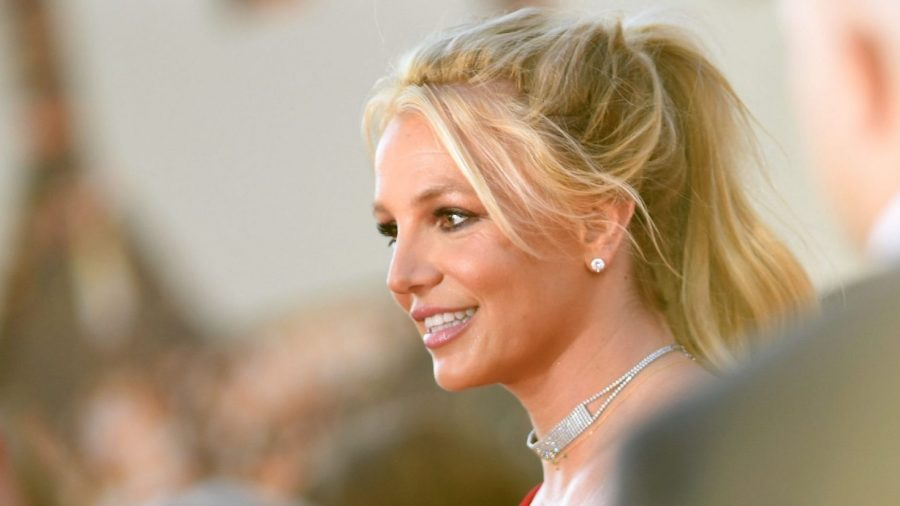Britney Spears burns down her home gym