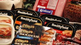 Smithfield Pork Plant Workers Say They Can't Cover Mouths to Cough