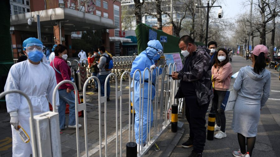 China Will Now Report Cases of Asymptomatic Virus Carriers After Initially Denying Risks