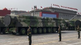 US Lawmakers to Unveil Bill Banning Investment in Firms Tied to China's Military