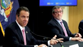 Cuomo: Parts of Upstate New York Ready to Reopen by May 15