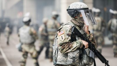 More States Mobilize National Guard in Response to Riots Following George Floyd Death
