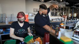 Florida Restaurants Can Now Operate With No Restrictions, Governor Says