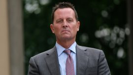 Grenell Rejects Anonymously-Sourced Report Linking Him to Trump Campaign