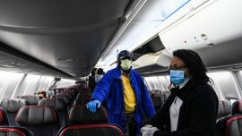 US Airlines Now Requiring Masks, Promise More Safety Measures