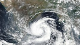 Strongest Cyclone in Over a Decade Slams Into India, Bangladesh