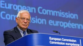 EU Seeks Tougher China Policy, Concerned by Hong Kong Law