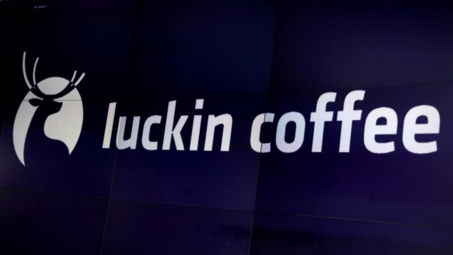 Nasdaq Informs China's Luckin Coffee It Plans to Delist It