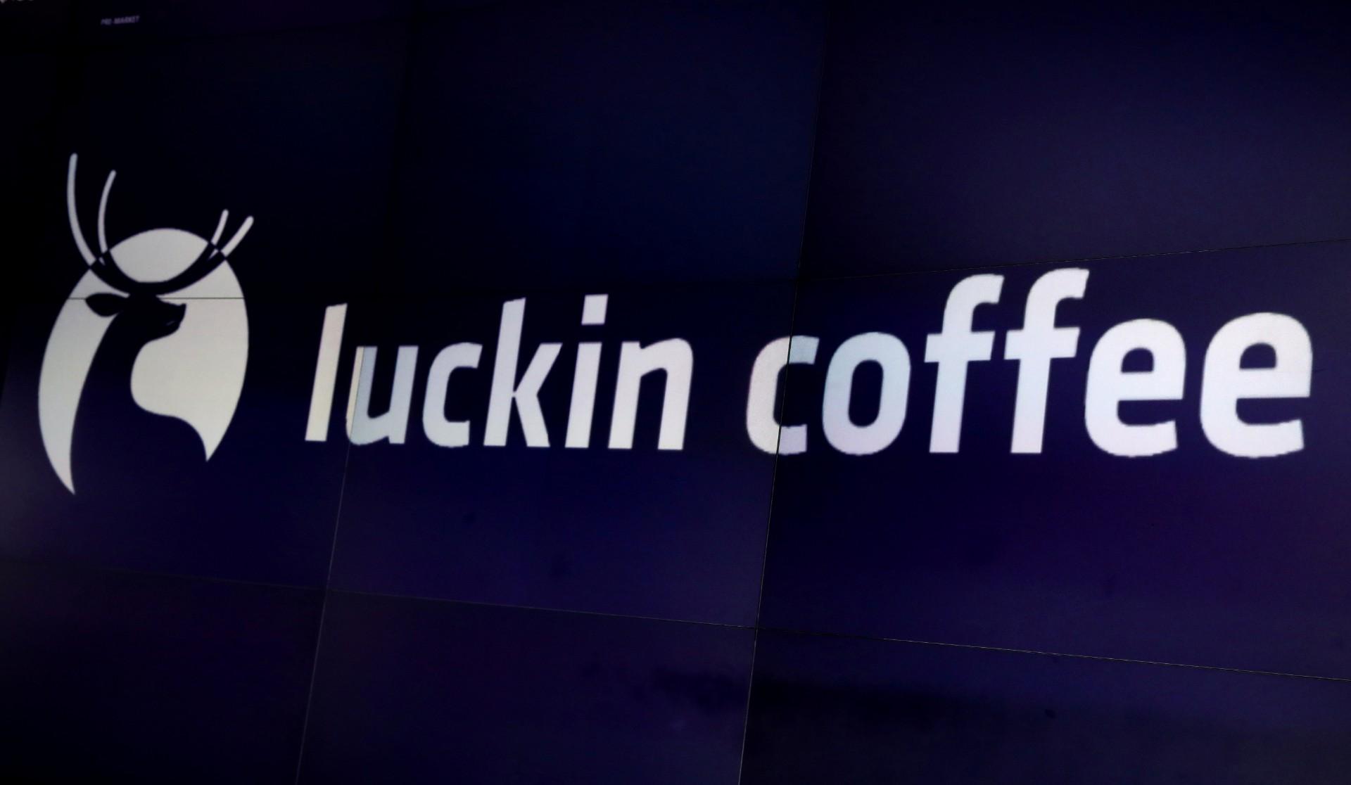 Luckin Coffee Nasdaq