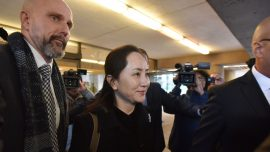 Huawei's CFO Closer To Extradition