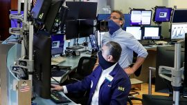 Consumer Confidence and Vaccine Hopes Push Stocks to Highs Not Seen Since March