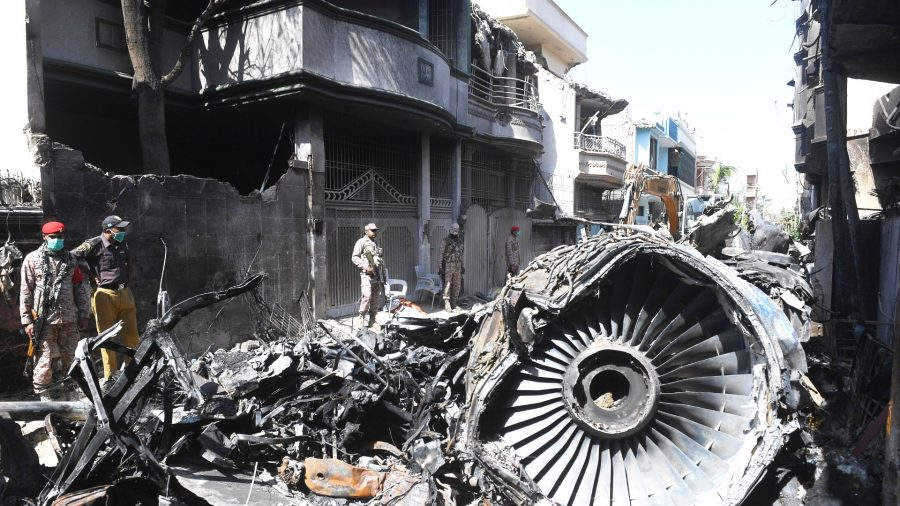 Cockpit Voice Recorder Found in Debris of Pakistan Crash
