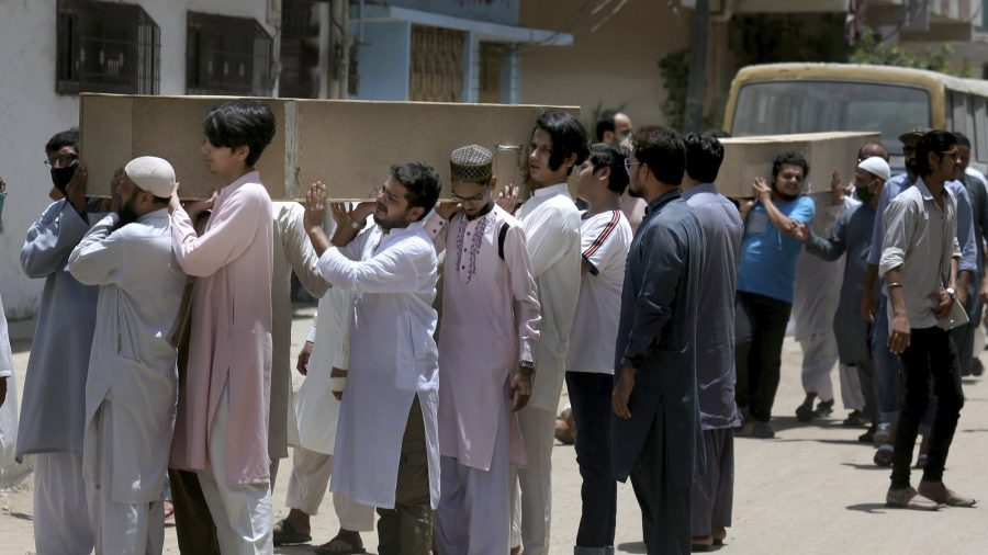 Turbulence, Warnings Before Pakistan Plane Crash Killed 97; Black Box Found